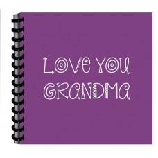Love You Grandma - Gift Book